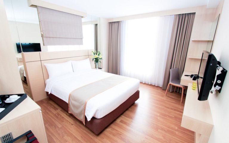 Petals Inn : Superior Room
